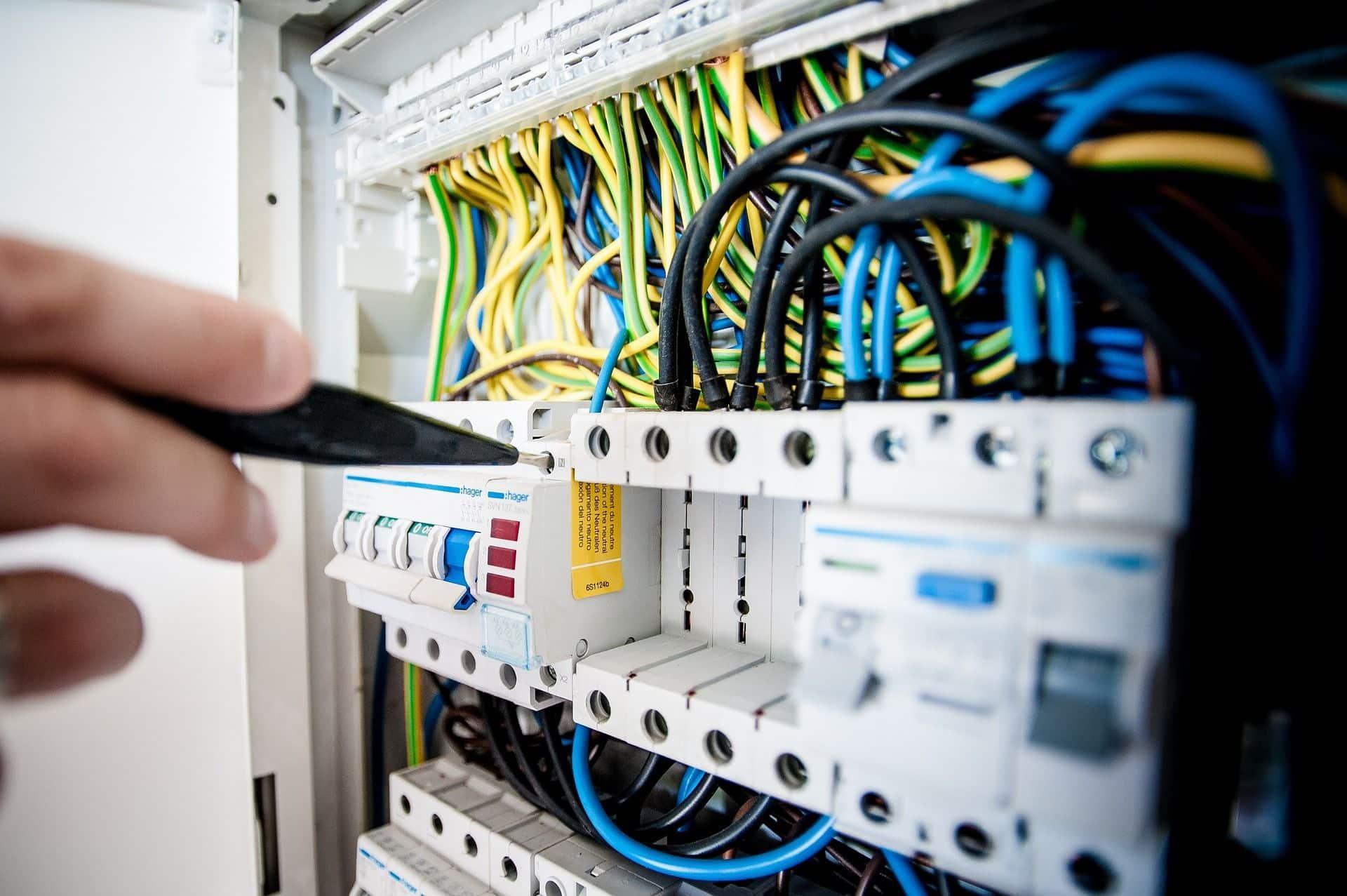 electronic company